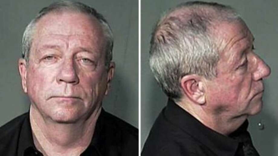 Editor Michael Lacey's 2007 mugshot. After Lacey and publisher Jim Larkin sued the Maricopa County Sheriff's Office over their arrests, the office settled for $3.75 million. Photo: Maricopa County Sheriff's Office