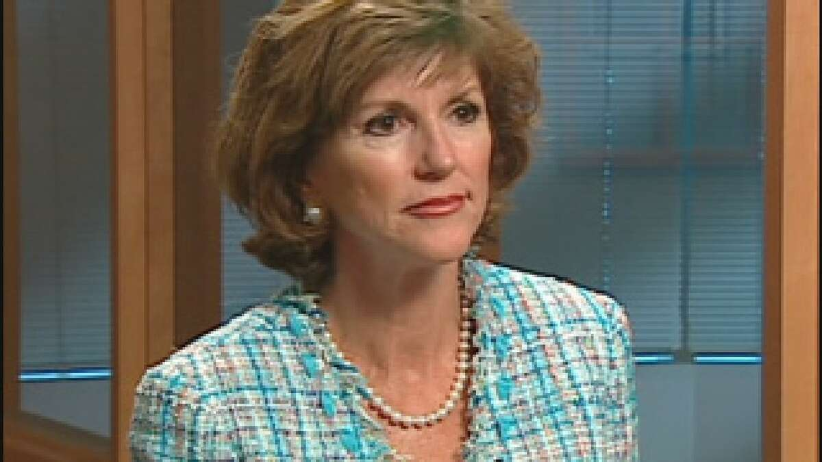 Susan Hutchison, former Washington State Republican Chairman, is running for the U.S. Senate and running against Seattle.