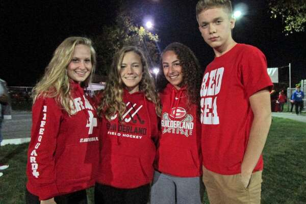 Were you Seen at the Guilderland High School vs. CBA football game in Guilderland on   Friday, Oct. 7, 2016  ?