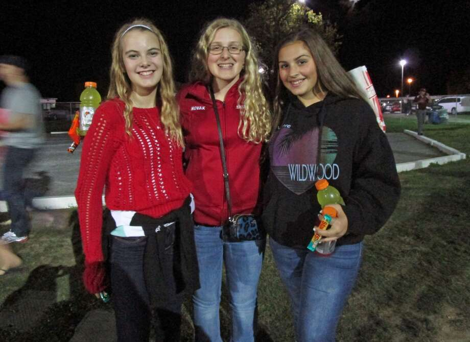 Were you Seen at the Guilderland High School vs. CBA football game in Guilderland onFriday, Oct. 7, 2016?  Photo: Sydney Roffman