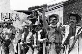 06/28/1980 - Gay Pride Week Parade on Westheimer