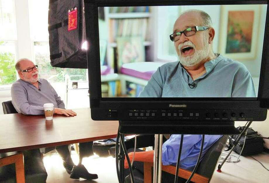 """A scene from the Houston documentary """"The Trouble With Ray"""" featuring activist Ray Hill. Photo: Courtesy Photo"""