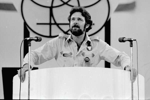 Ray Hill at Town Meeting 1, AstroArena, Houston, TX, June 25, 1978.