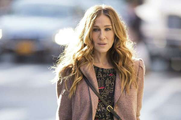 Sarah Jessica Parker leaves 'Sex and the City' way behind as the far less glamorous Frances in dark comedy 'Divorce' on HBO.