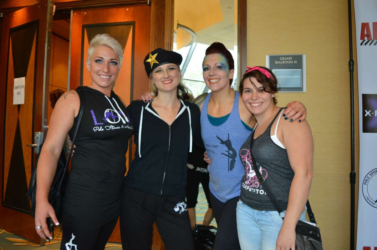 The 2016 Northeast Pole Championship was held in Stamford on October 8 and 9, 2016. Pole Sport Organization (PSO) is the largest pro-am pole fitness competition in the world. Dancers and athletes competed for the title on Northeast pole champion. Were you SEEN?