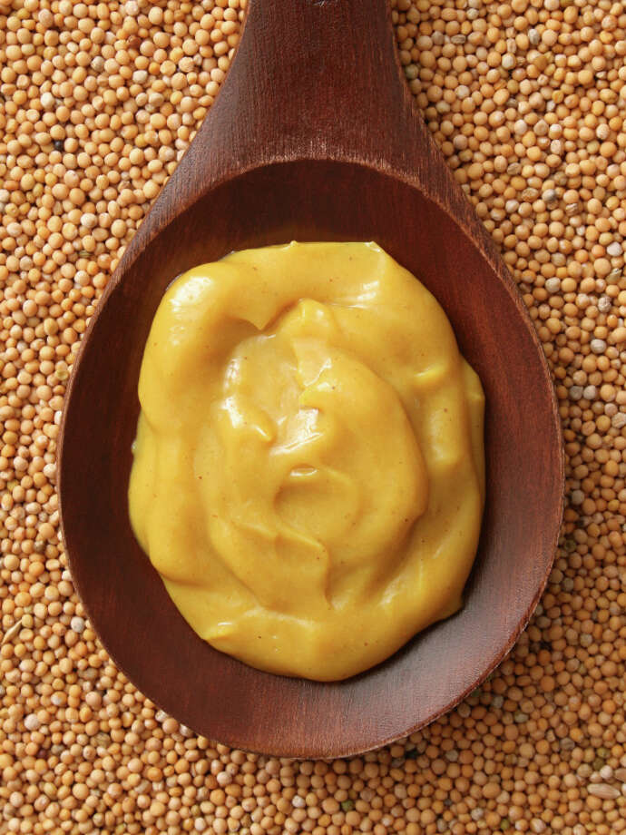 Research shows that the pungent flavor of mustard floods sensory neurons, stopping leg cramps. Houston Chronicle file photo Photo: IStockphoto.com