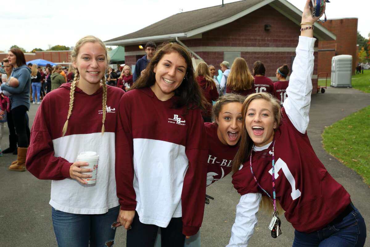 Were you Seen at the Burnt Hills-Ballston Lake homecoming game vs. Lansingburgh at Centennial Field in Burnt Hills on Saturday, Oct. 8, 2016?