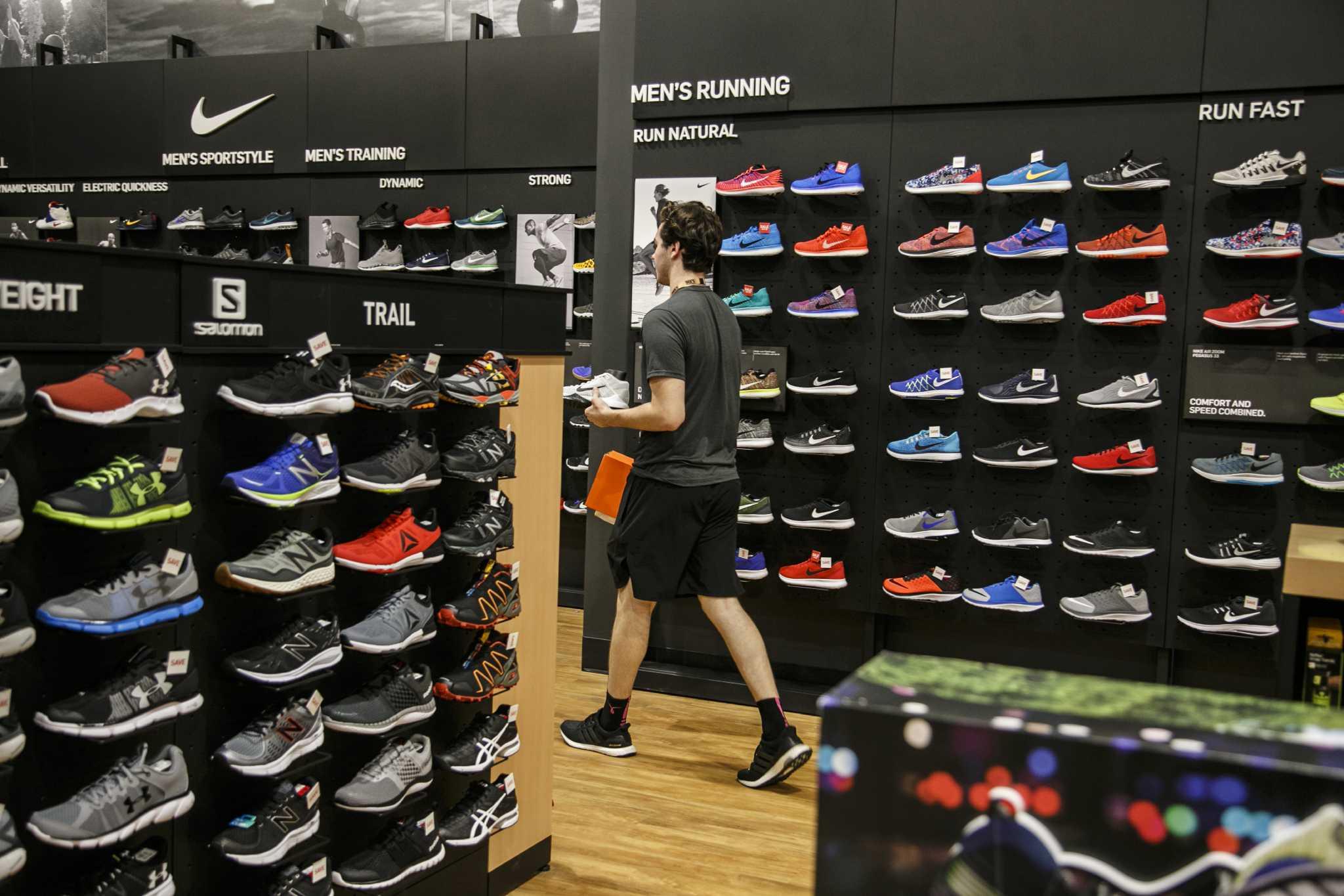 Athletic Shoe Stores Houston
