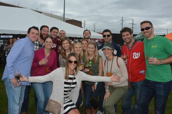 The fifth annual Harbor Brew Fest was held on October 8, 2016 at the Ballpark at Harbor Yard in Bridgeport. Guests enjoyed beer tastings, local food trucks and live music. Special guests were also granted access to the Brewer's Beer Garden where limited release and hard-to-find beers were served. Were you SEEN?