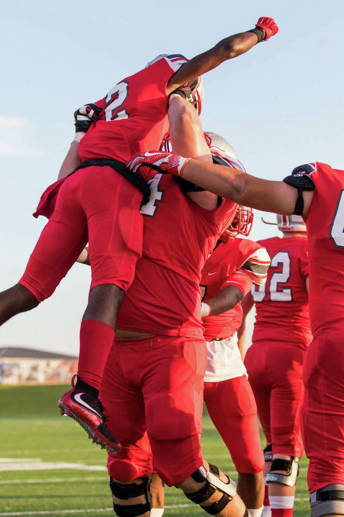 CLASS 6A 18. Travis (6-2) This week: vs. Hightower (4-4), 6 p.m. Thursday at Hall
