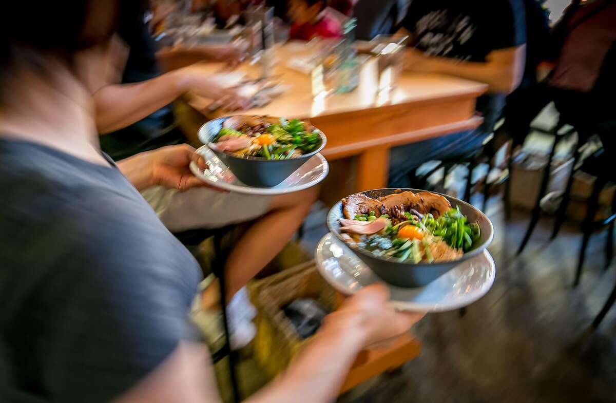 Authentic Japanese ramen. We're so very close, thanks to Mensho on Geary and Nojo Tavern in Hayes Valley, both ramen bars hailing from Tokyo and opened in 2016. But those familiar with the soups served in Japan are saying