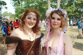 The RenFest had to close down early due to a power outage in the area.      >> See photos of what the RenFest has looked like through the years.