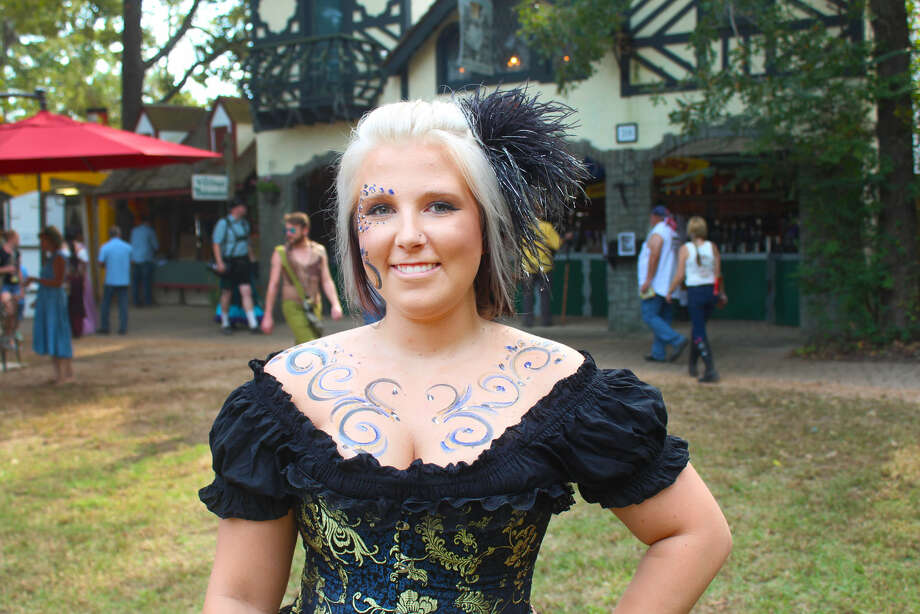 Fall weather drew quite the crowd to RenFest in Houston on Oct. 8, 2016. Click to see who showed up... Photo: Jorge Valdez/Houston Chronicle