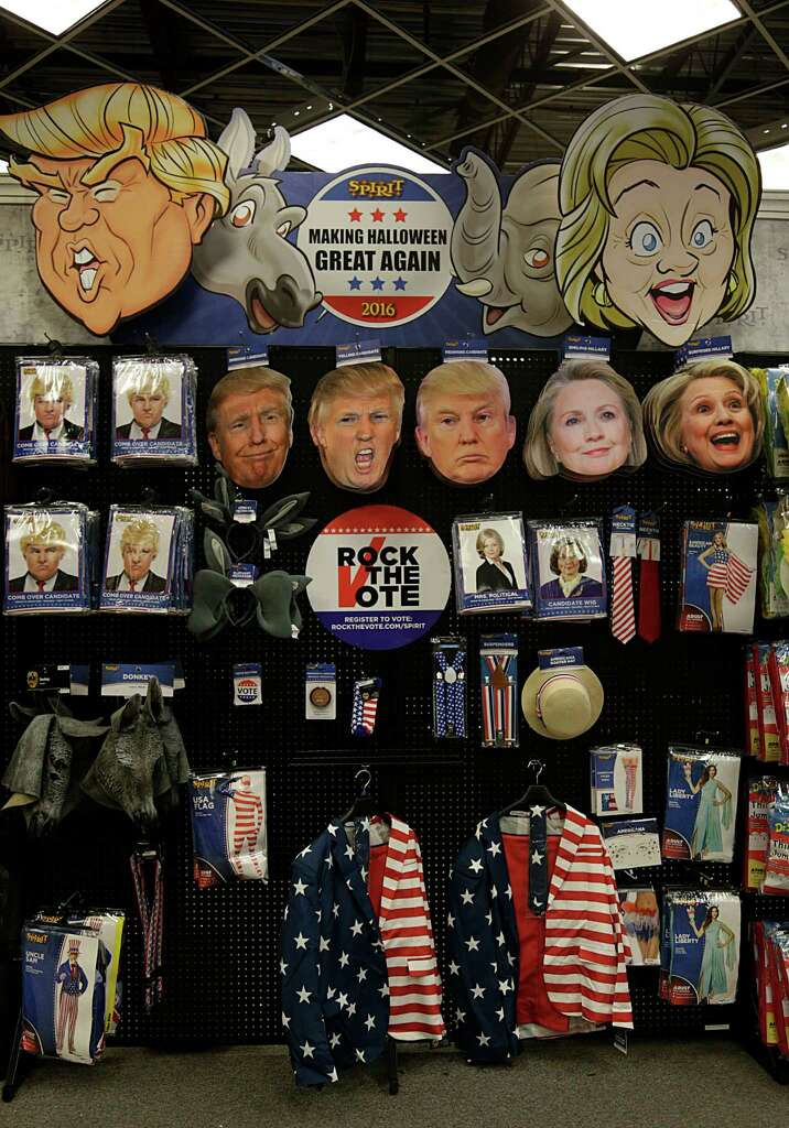 presidential election costumes for sale at spirit halloween store oct 7 2016 in - Spirit Halloween Store 2016