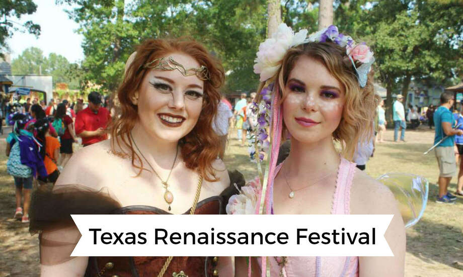 Fall weather drew quite the crowd to RenFest in Houston on Oct. 8, 2016. Click through to see who showed up. Photo: Jorge Valdez / Houston Chronicle