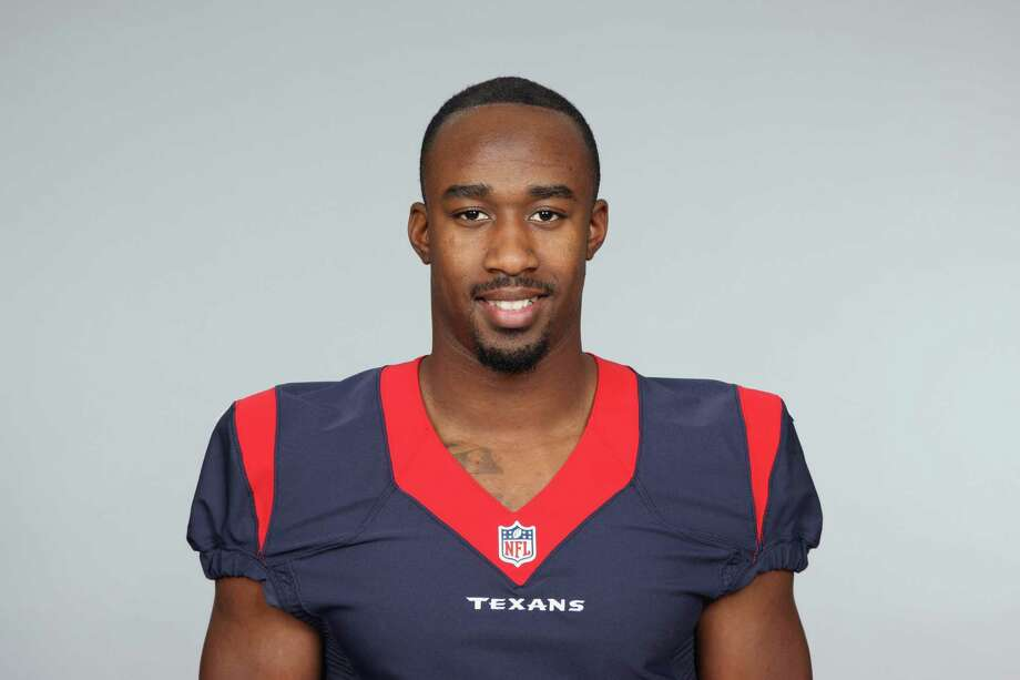 Texans rookie kickoff returner Tyler Ervin was ruled out of the game with a concussion Saturday night at Gillette Stadium. Photo: Uncredited, FRE / NFLPV AP