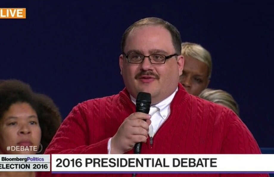 Ken Bone became an Internet sensation after the second presidential debate between Hillary Clinton and Donald Trump.