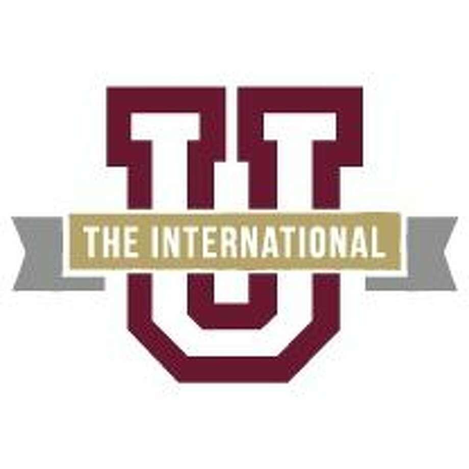 TAMIU logo