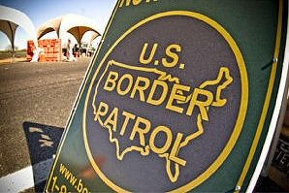 FILE - High-profile incidents in recent years have drawn attention to Border Patrol's role in hospitals along the U.S.-Mexico border, where agents have allegedly handcuffed asylum seekers to their beds or rushed migrants to the emergency room after they've gotten sick in detention. Less has been documented about Border Patrol's place in hospitals elsewhere in the 100-mile