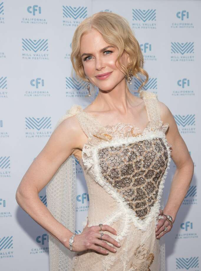 "Actress Nicole Kidman arrives to the 39th Mill Valley Film Festival for her latest film, ""LION."" Photo: Drew Altizer/Photo Credit: Drew Altizer For D"