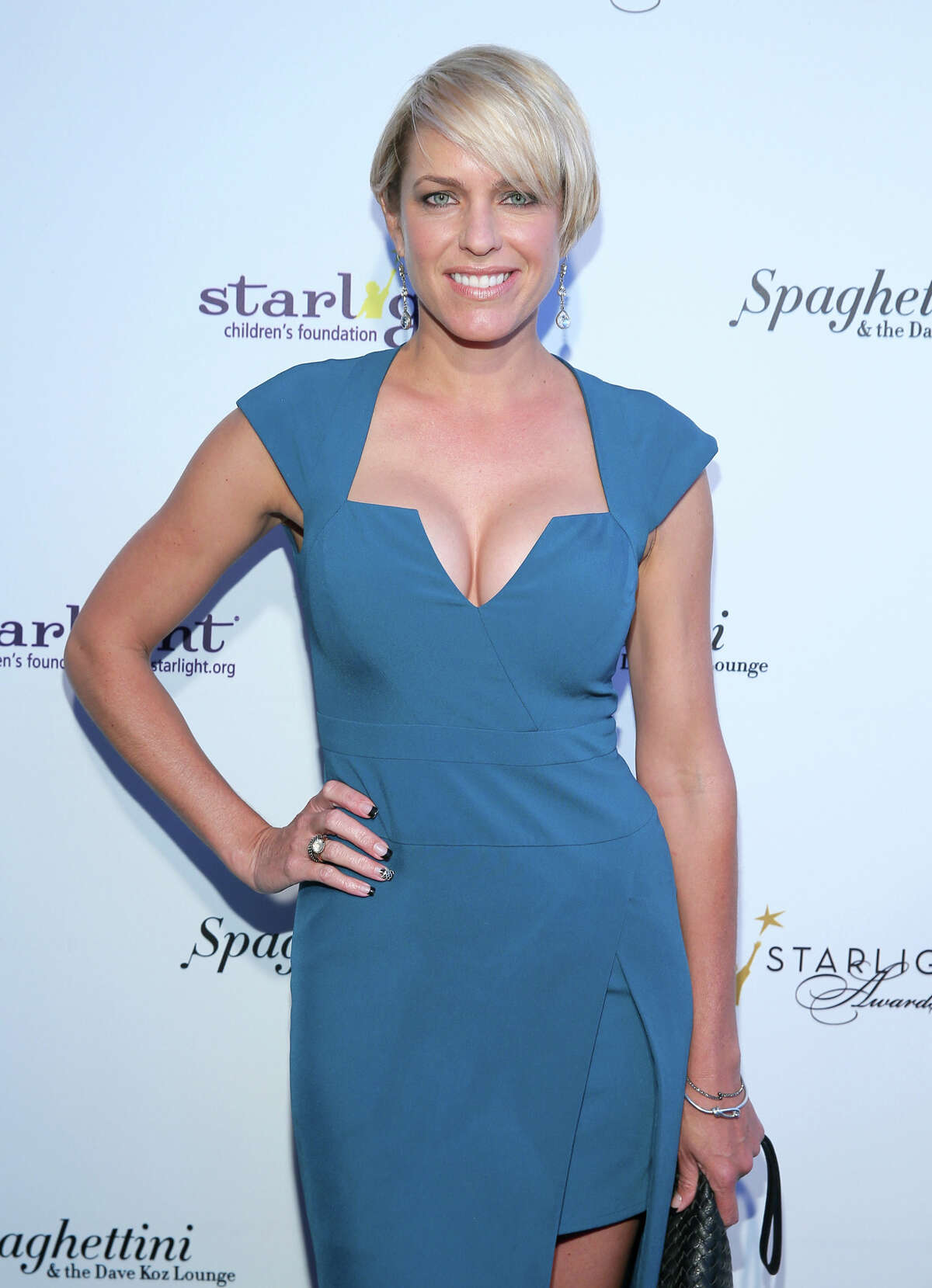 LOS ANGELES, CA - OCTOBER 23: Actress Arianne Zucker attends the 2014 Starlight Awards at Vibiana on October 23, 2014 in Los Angeles, California. (Photo by Mark Davis/Getty Images)