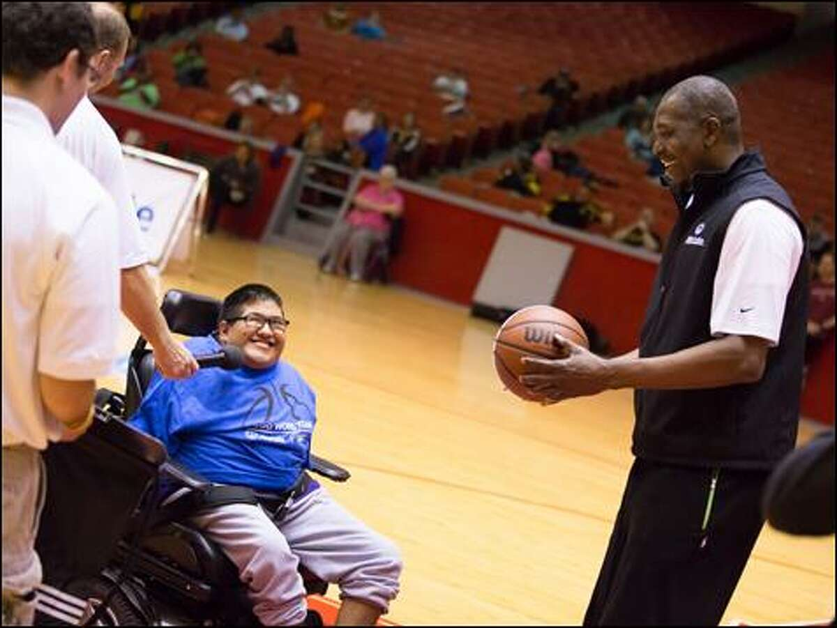 Special Olympics Texas named Brendan West, of Deer Park as male athlete of the year among the organizationÂ?'s participants age 15-21.