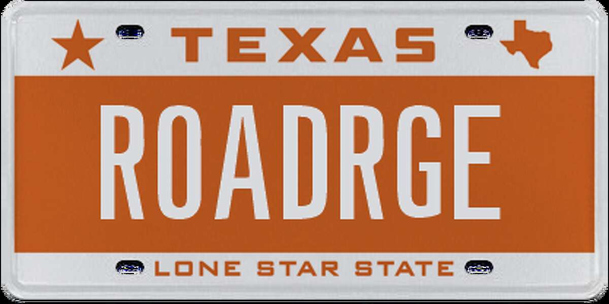 Between July 1, 2016 and Sept. 30, 2016, the Texas Department of Motor Vehicles rejected 513 licence plates.