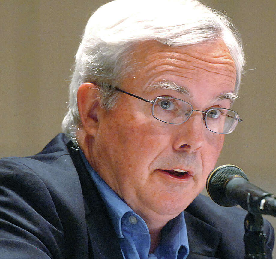 Norwalk Board of Education Chairman Mike Lyons Photo: Alex Von Kleydorff / / 2012 The Hour Newspapers