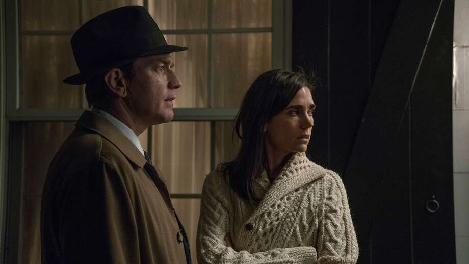 """Ewan McGregor and Jennifer Connelly in the ambitious """"American Pastoral,"""" based on Philip Roth's novel. Photo: Richard Foreman"""