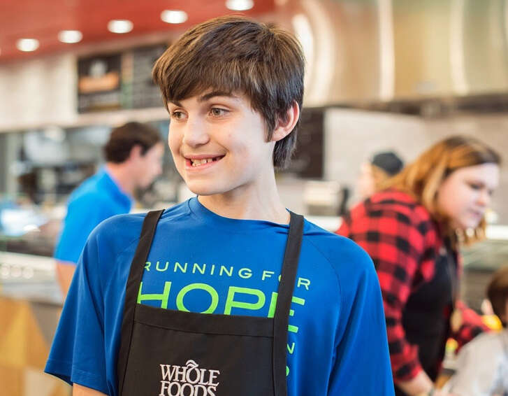 Will Herndon, 13, suffers from Batten disease, a rare and incurable neurological disorder.