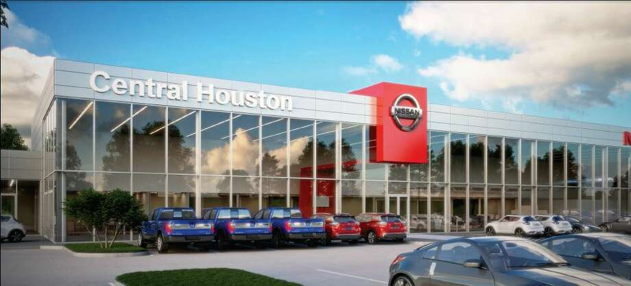 Nissan Dealership Houston >> Central Houston Nissan Breaks Ground On 40 Million Dealership