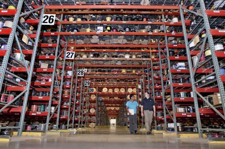 Anixter International unveils plans for Houston warehouse - Houston ...