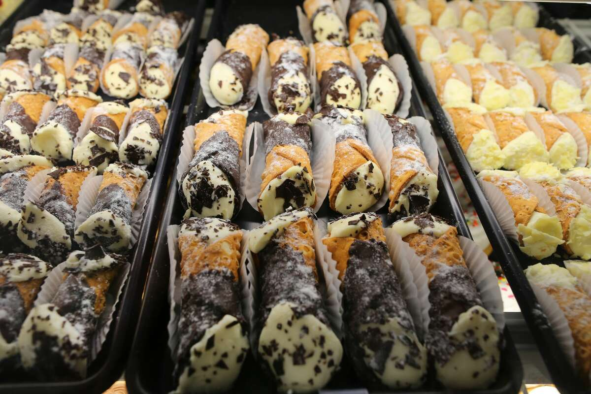 Cannoli that aren't soggy. You can find good ones in North Beach, but many S.F. locals said they wanted ones like you can get in New York, Boston, and, of course, Italy.
