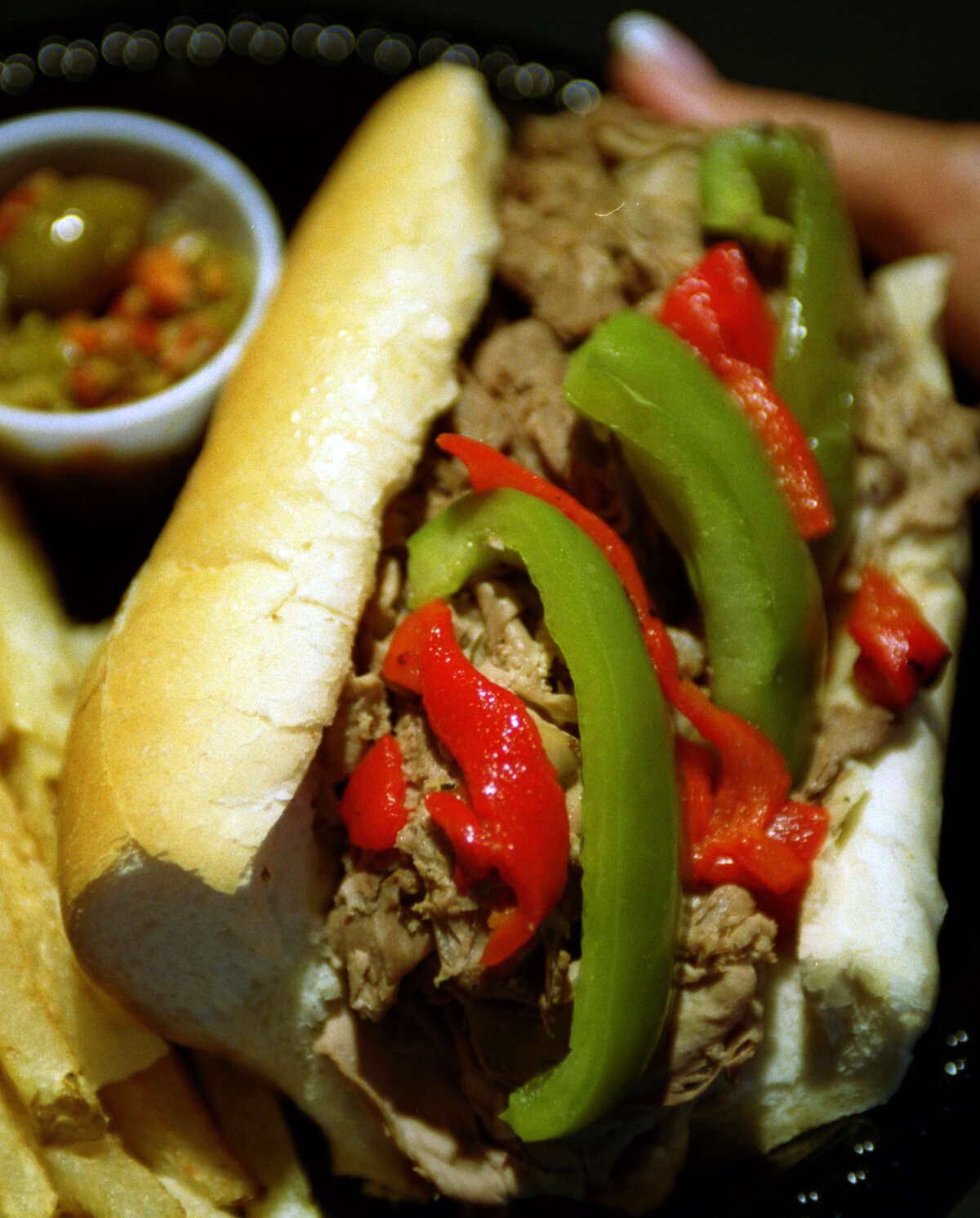 Italian beef sandwiches. SFGATE polled readers through social media, asking what's missing from the S.F. food scene, and this Chicago staple was the second-most requested item after