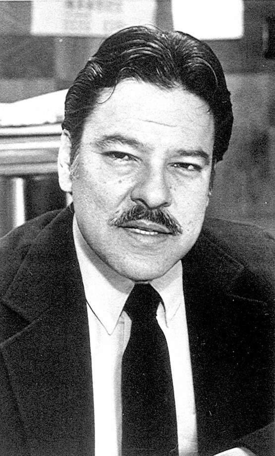 "This 1984, file photo shows William C. ""Willie"" Velasquez at an unknown location. A new VOCES/PBS documentary on Velasquez dives into the life of the late Latino voting rights advocate just as the nation's largest minority group is set to be a major player in the upcoming presidential election. Photo: Uncredited /Associated Press / Copyright 2016 The Associated Press. All rights reserved."
