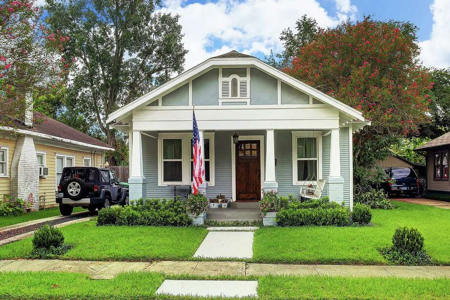 The Norhill Bungalow Home Tour features six homes, including this one on Cottage Street. Photo: Courtesy Photo