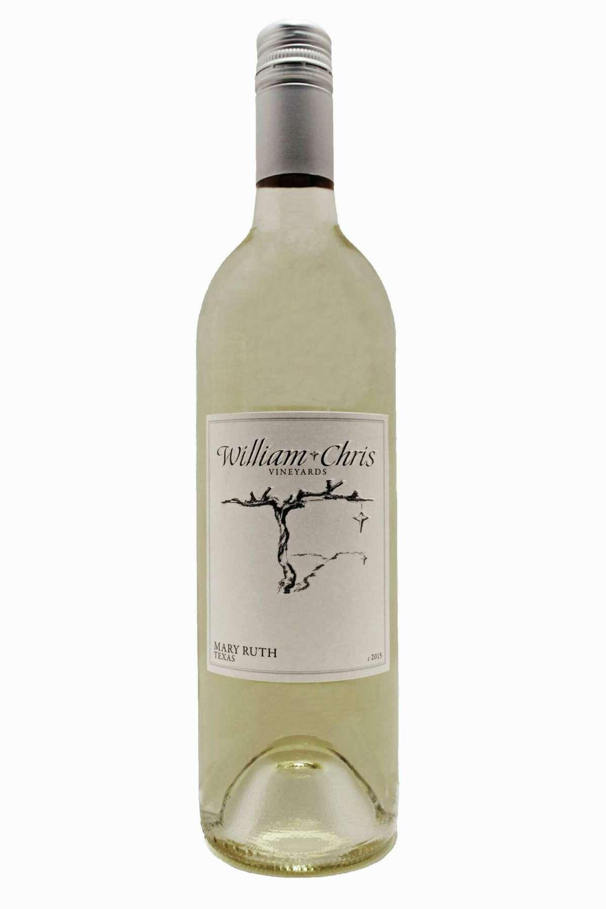 2015 William Chris Vineyards Mary Ruth