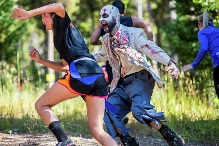 KVPAC hosts Zombie Run, Wicked Weekend