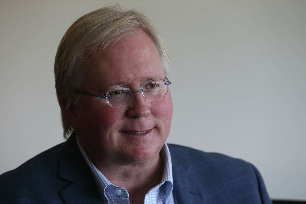 Graham Weston, chairman and co-founder of Rackspace, says he sees the San Antonio-based cloud computing scale going public after a few years away from the glare of Wall Street investors. Rackspace in August announced a deal to be acquired by Apollo Global Management.