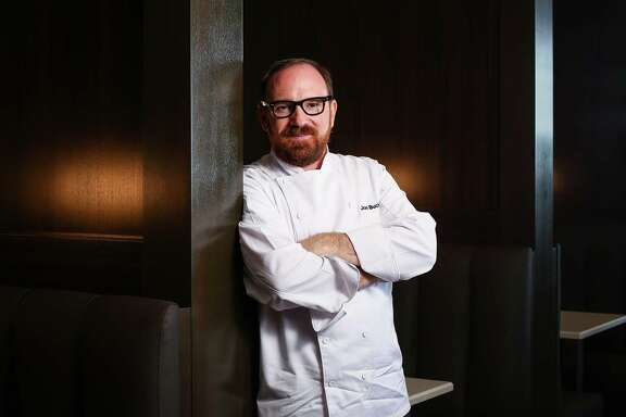 """Chef Jon Buchanan says the format change has given him the """"opportunity to explore avenues I haven't walked before."""""""