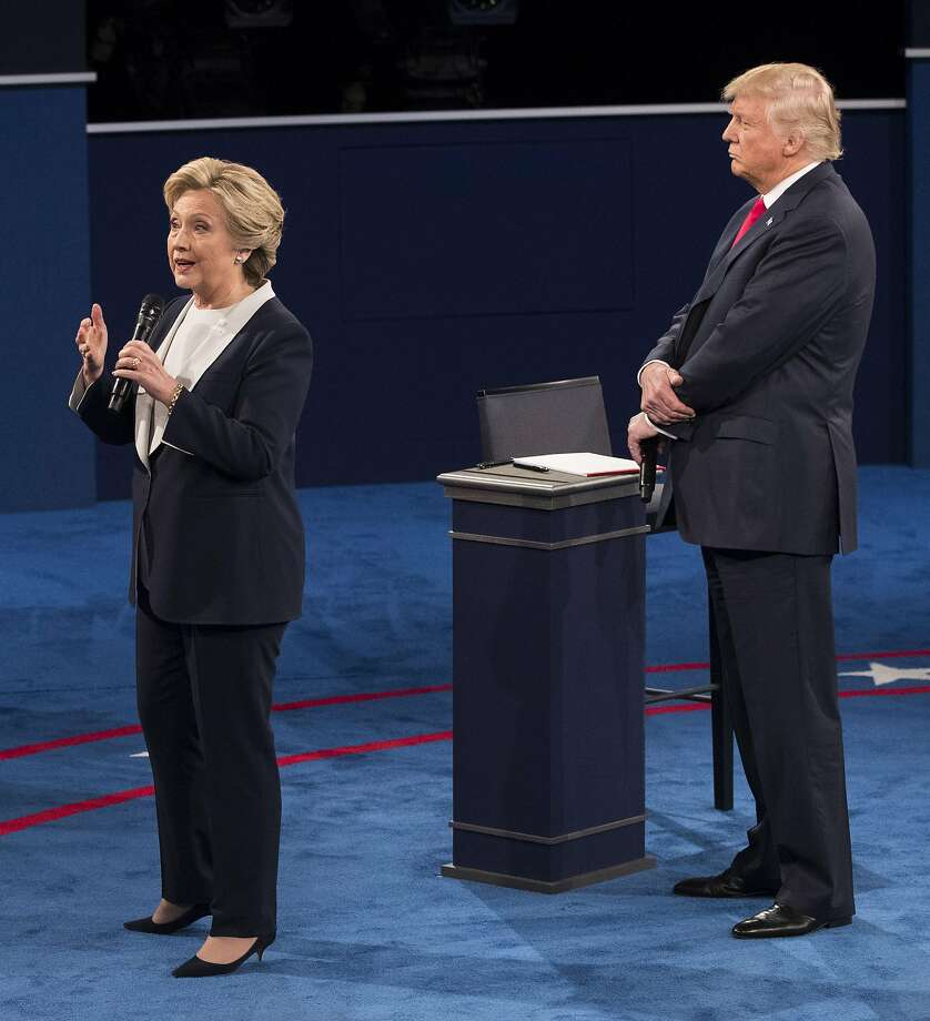 Twitter says Sunday's event generated the most tweets of any political debate. Photo: DOUG MILLS, NYT