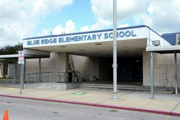 Residents of a neighborhood in the master-planned Shadow Creek Ranch community have withdrawn their petition to break away from Fort Bend ISD and join Alvin ISD. Blue Ridge Elementary School in Fort Bend ISD is a much-older facility than any nearby Alvin ISD schools.