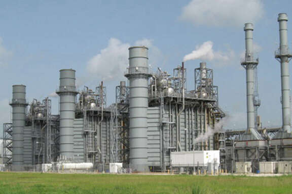 Calpine Corp. owns the Baytown Energy Center, a gas-fired cogeneration plant.