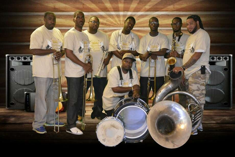 "NOLA Nights with Rouxpour - Live musicEvent details: ""Come out and let authentic New Orleans music take you on a historical journey through the Crescent City tradition with live music from The New Orleans Hustlers Brass Band! Rouxpour will be serving small plates and beer on the Plaza!""Where: Sugar Land Town SquareWhen: June 23, between 7:30 - 9:30 p.m."