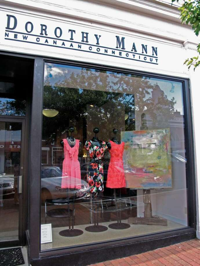 The Market Demand Study Committee has been working all summer to develop its investigation into the business scene in downtown New Canaan. Photo: Brittany Lyte / New Canaan News