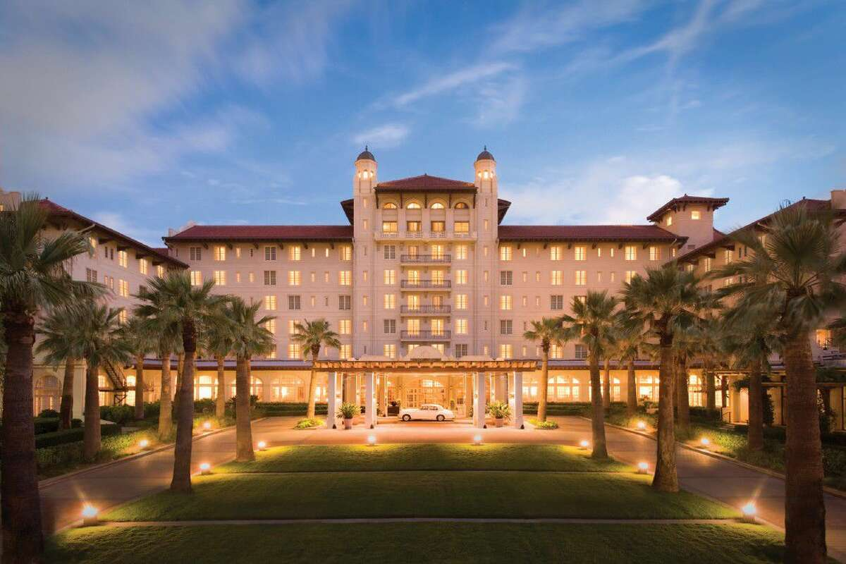 The Hotel Galvez is undergoing some big renovations this fall.