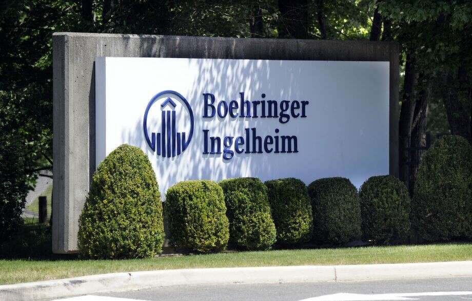 Boehringer Ingelheim's North American headquarters located in Ridgefield, CT. Photo: Carol Kaliff / Carol Kaliff / Connecticut Post
