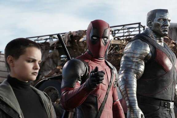 Deadpool is new to DVD this week.