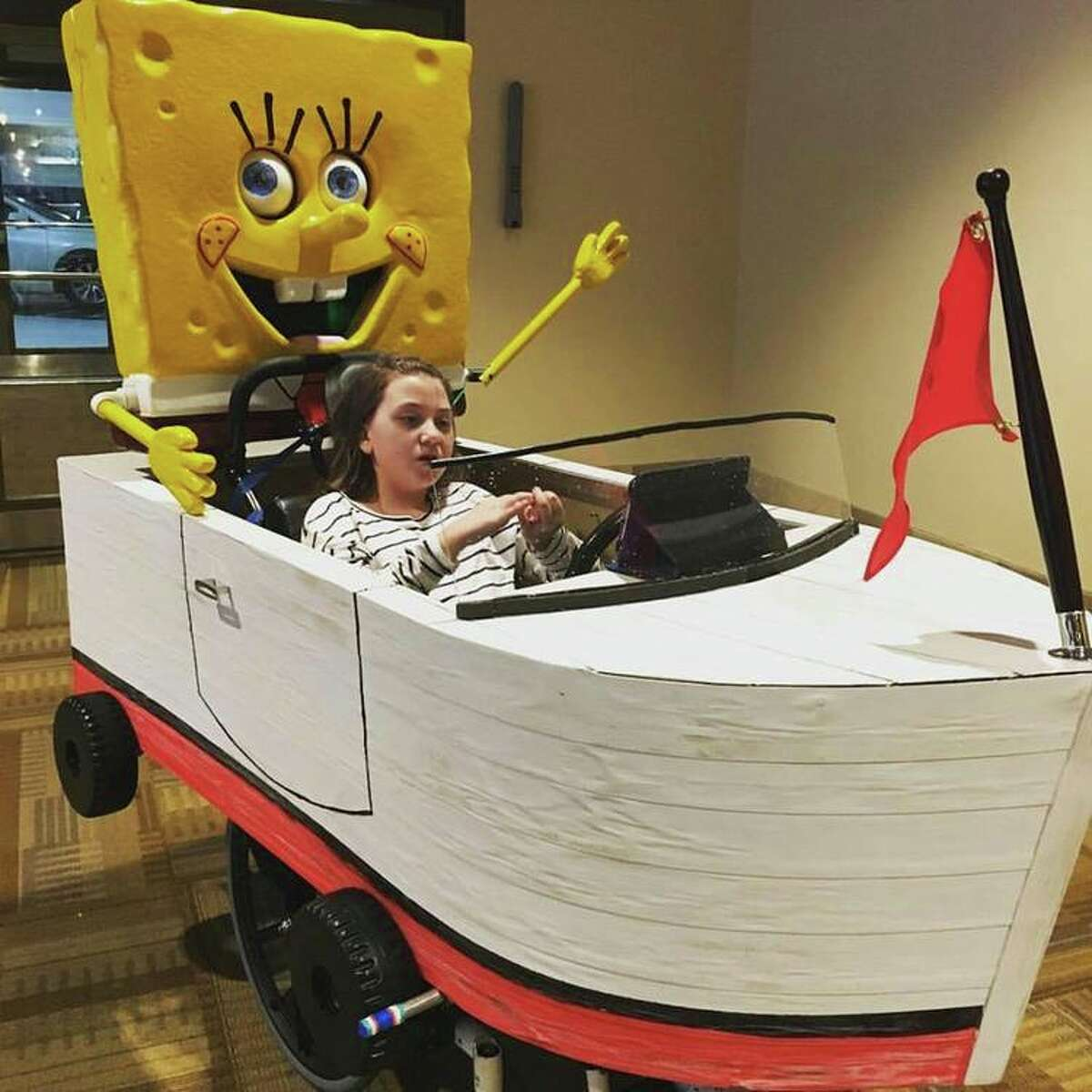 Ryan and Lana Weimer, founders of Magic Wheelchair, partner with various organizations to create epic Halloween costumes for children in wheelchairs.