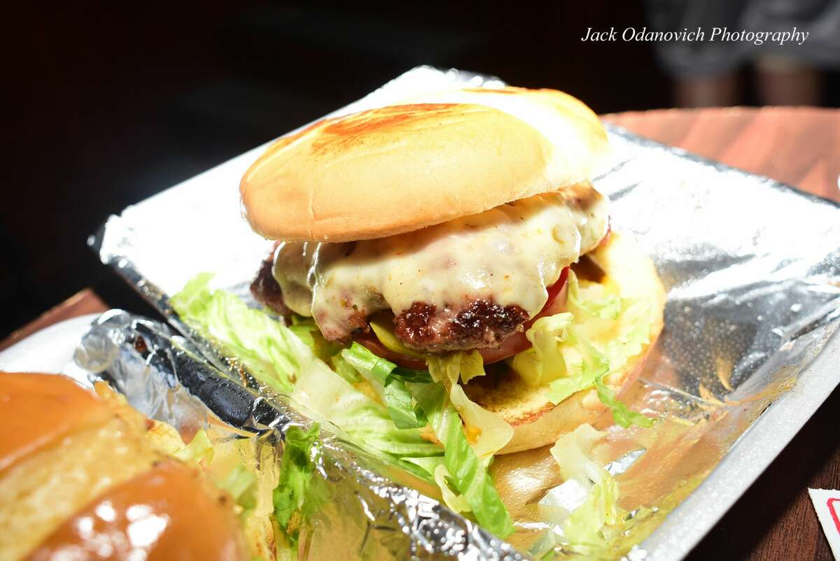 San Antonio's first Burger Fest, hosted at Hooligan's Bar and Grill, revealed the best burgers in the city on Oct. 9, 2016.